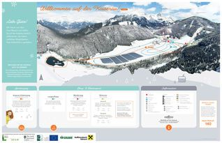 kaiserau infopoint winter