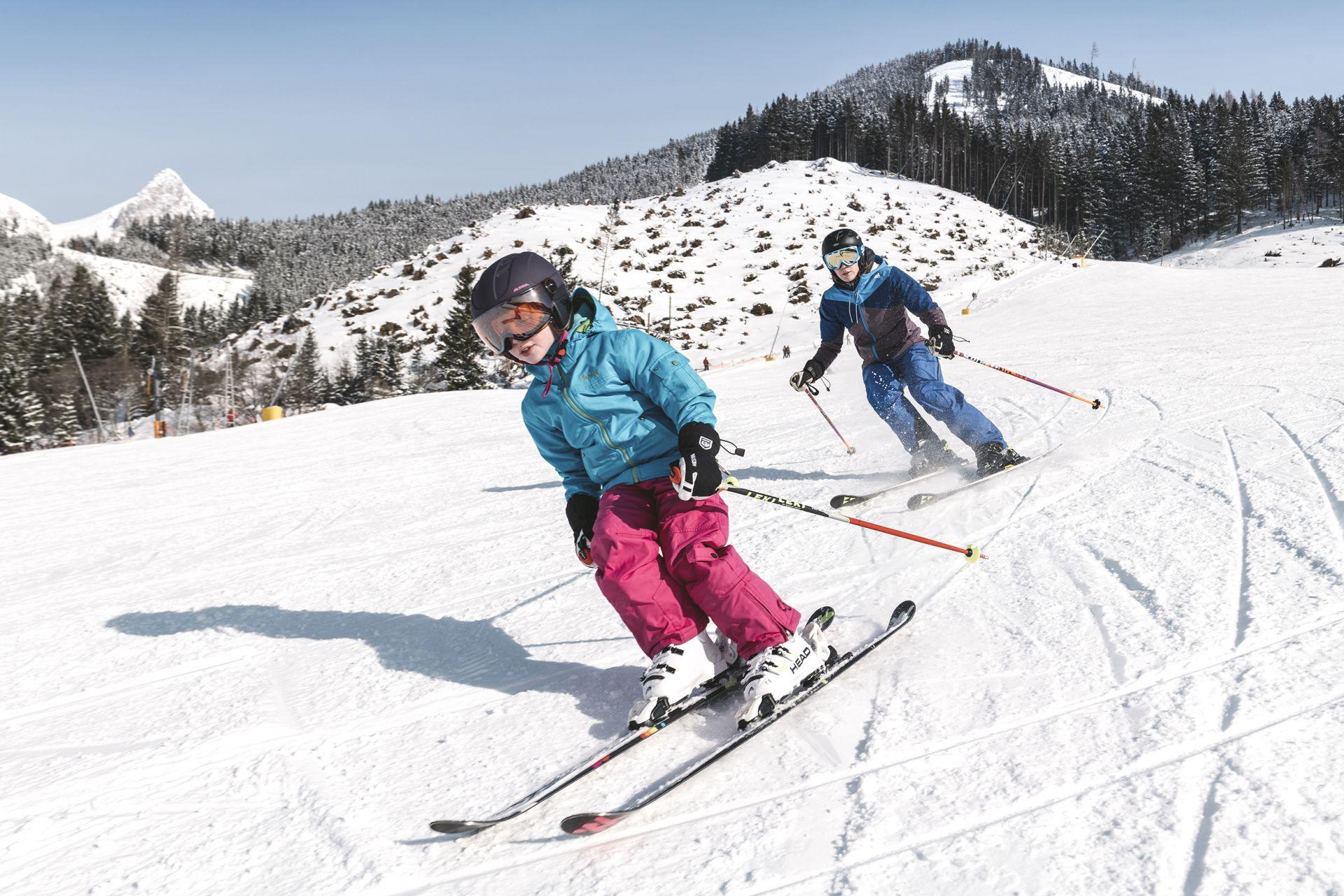 Skitarife und Parkplatz - Wintersaison 2019/20