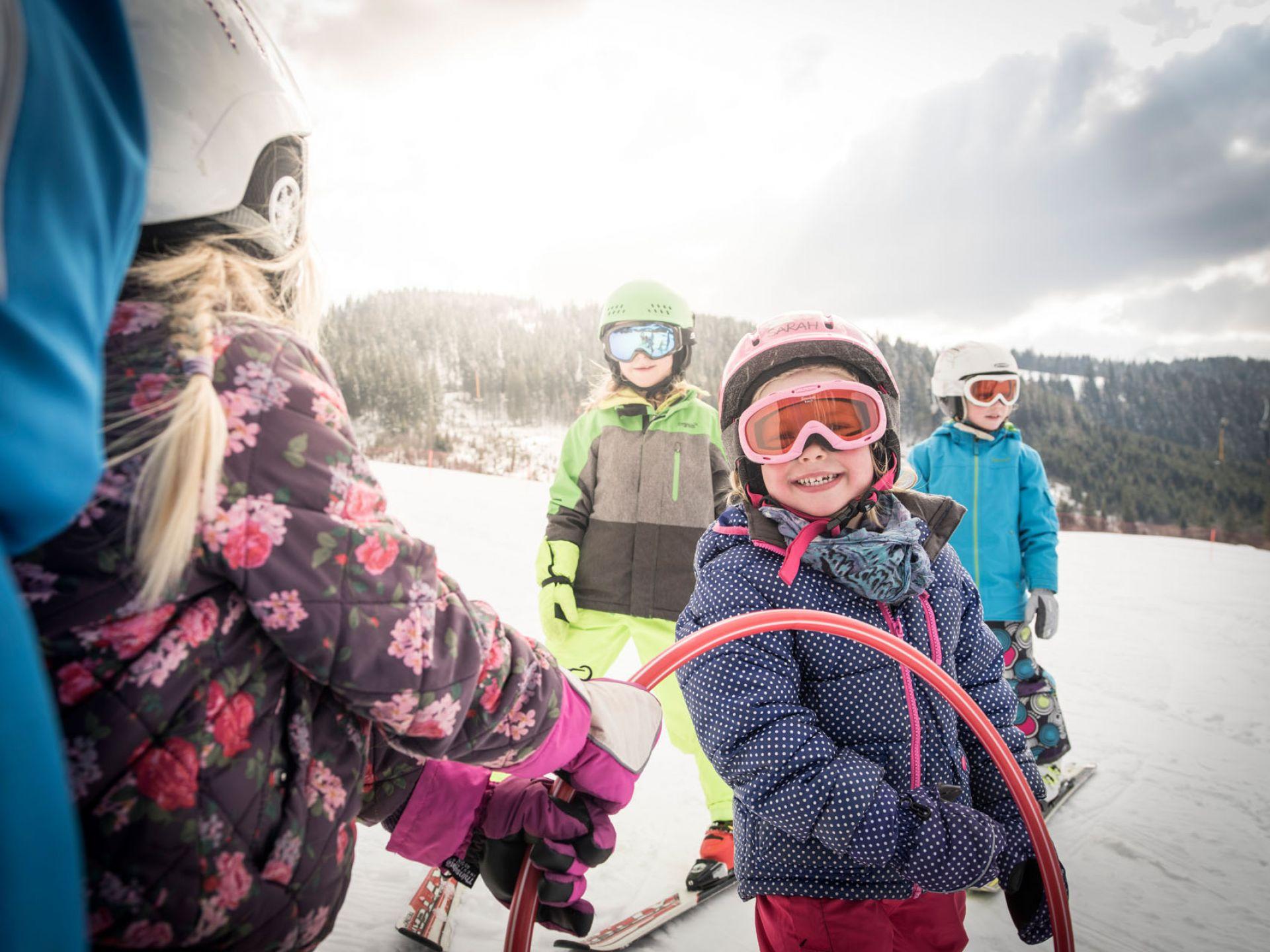 Gesäuse Skischule auf der Kaiserau